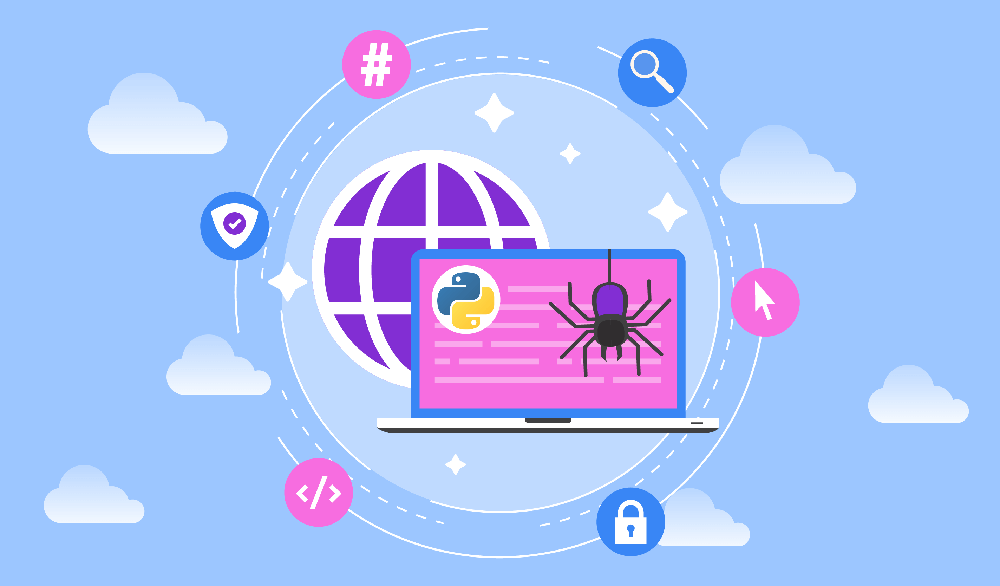 An Extensive Overview of Python Web Crawlers