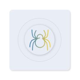 Logo of pyspider, a Python web crawler